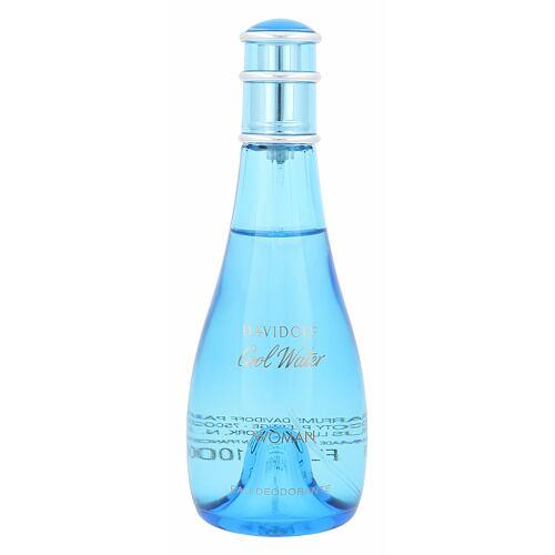 Davidoff Cool Water deodorant 100 ml pro ženy