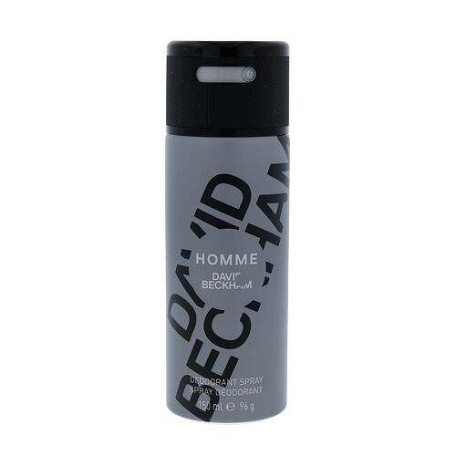 David Beckham Homme deodorant 150 ml pro muže