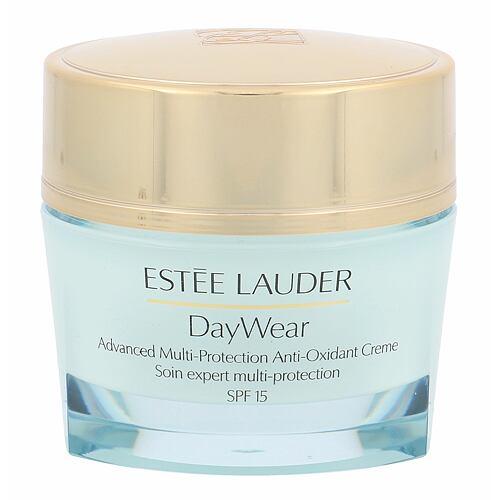 Estée Lauder DayWear Advanced Multi Protection Cream SPF15 denní pleťový krém 50 ml pro ženy