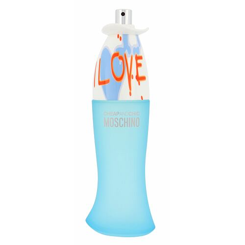 Moschino Cheap And Chic I Love Love EDT 100 ml Tester pro ženy