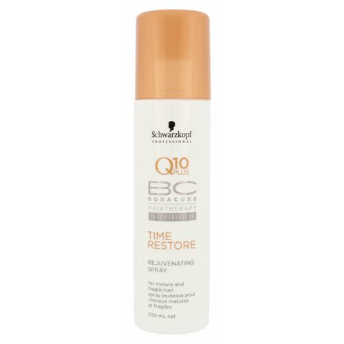 Schwarzkopf BC Bonacure Q10 Time Restore olej a sérum na vlasy 200 ml pro ženy