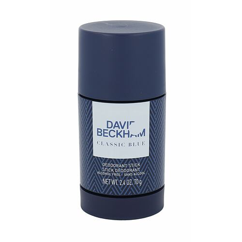 David Beckham Classic Blue deodorant 75 ml pro muže
