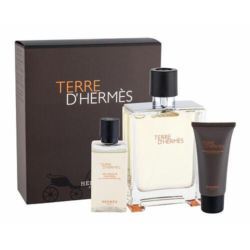 Hermes Terre D´Hermes EDT EDT 100 ml + sprchový gel 40 ml + balzám po holení 15 ml pro muže