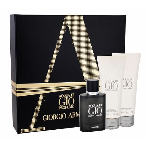 Giorgio Armani Acqua di Gio Profumo EDP dárková kazeta pro muže
