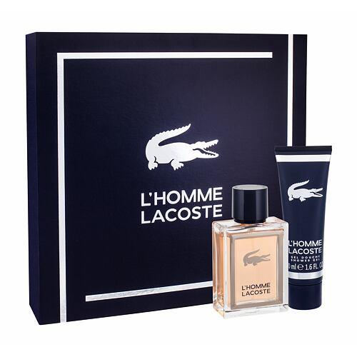 Lacoste L´Homme Lacoste EDT EDT 50 ml + sprchový gel 50 ml pro muže