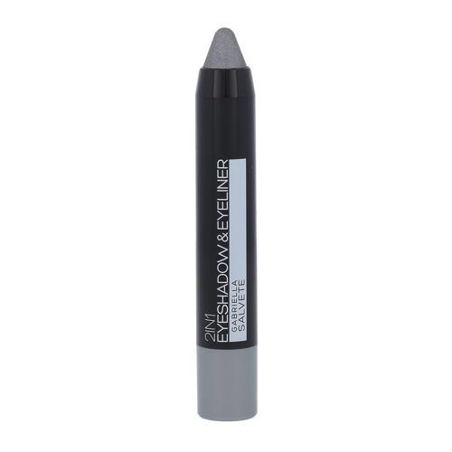 Gabriella Salvete Eyeshadow & Eyeliner 2in1 oční stín 3,5 g pro ženy