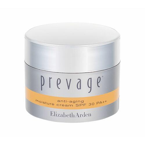 Elizabeth Arden Prevage Anti Aging Moisture Cream SPF30 denní pleťový krém 50 ml Tester pro ženy