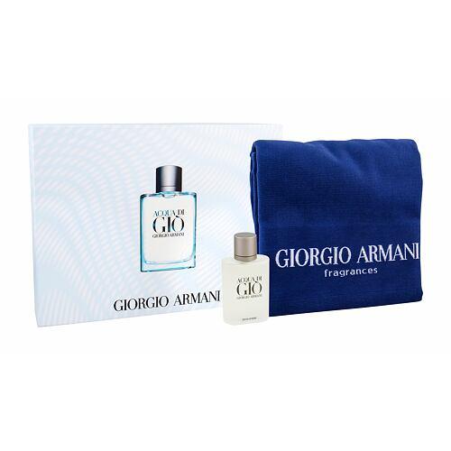 Giorgio Armani Acqua di Gio Pour Homme EDT EDT 100 ml + ručník pro muže