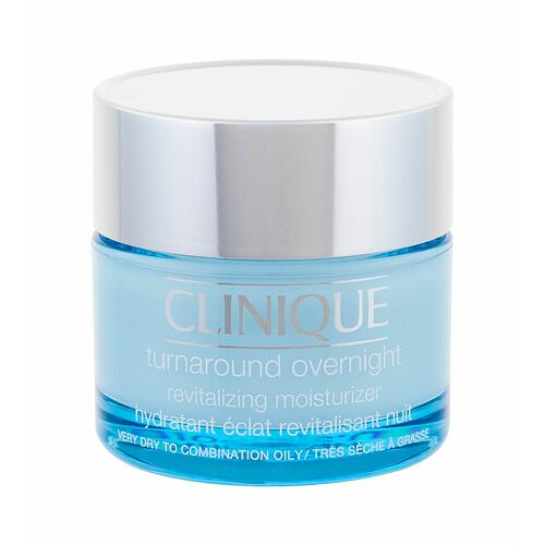 Noční pleťový krém Clinique Turnaround Overnight Revitalizing Moisturizer 50 ml